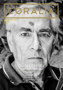 Capa do novo número da revista